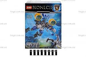 Конструктор серии Bionlcie, 63 детали, 6003