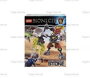 Конструктор серии Bionlcie, 67 деталей, 6002