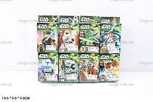 Набор конструктора Star Wars, 8 видов героев, 266-E