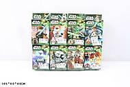 Набор конструктора Star Wars, 8 видов героев, 266-E, купить