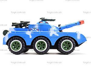 Игрушечный бронетранспортер, 468-38, игрушки