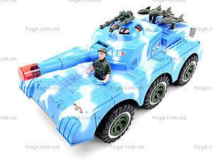Игрушечный бронетранспортер, 468-38, детские игрушки