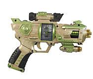 Бронзово - зелёное оружие, R396, фото