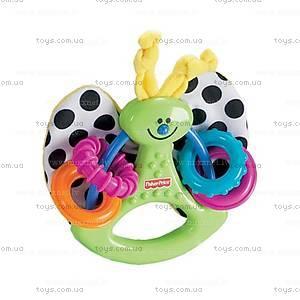 Погремушка-прорезыватель «Милая бабочка», H9463, купить