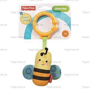 Погремушка Fisher-Price «Слоненок или Пчелка», CCG02, купить