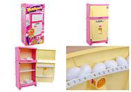 Детский холодильник двухкамерный, в упаковке, 808в.1, купить