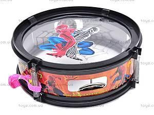 Бубен прозрачный «Человек-паук», 239, купить