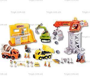 Игровой набор для детей «Строительная площадка», K12132, купить