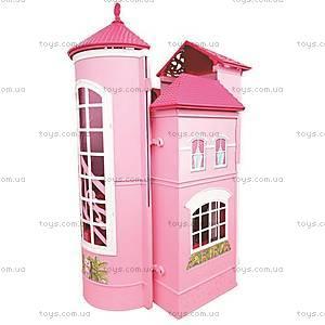 Кукольный дом Barbie «Малибу», BJP34, купить
