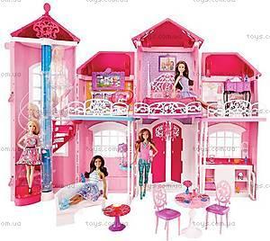 Кукольный дом Barbie «Малибу», BJP34