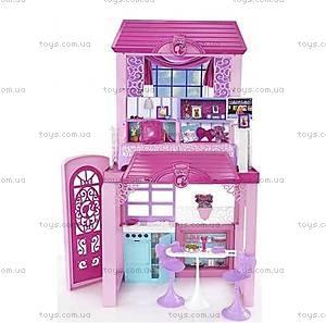 Кукла Барби с игрушечным домом «Проектируй и декорируй», Y4118