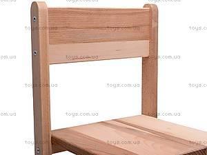 Буковый стул для детей, , цена
