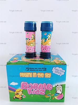 Мыльные пузыри 30 мл, 12 штук, 8818