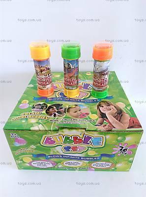 Детские мыльные пузыри 60 мл, 36 штук, 5504-36