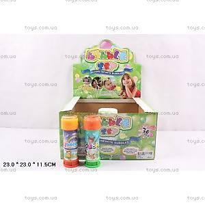 Мыльные пузыри для детей 60 мл, 36 штук, 5505E