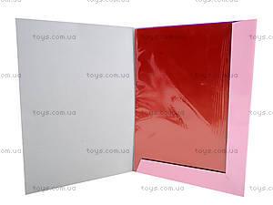 Бумага цветная двухстороняя А4 Princess, P13-250K, фото