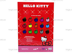 Бумага цветная двусторонняя Hello Kitty, HK13-250K, игрушки