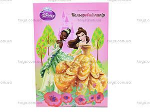 Бумага цветная двусторонняя Princess, P13-250K