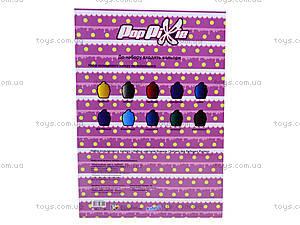 Бумага цветная металлизированная, PP13-253К, детские игрушки