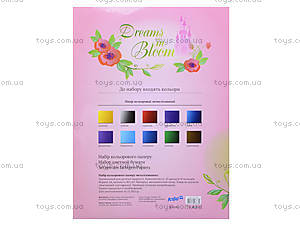 Бумага цветная металлизированная А4, P13-253К, купить