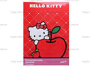 Бумага цветная неоновая Hello Kitty, HK13-252K