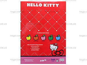 Бумага цветная неоновая Hello Kitty, HK13-252K, купить