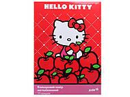 Бумага металлизированная Hello Kitty, HK13-253К