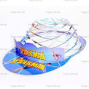 Бумажная кепка «Супермен»,