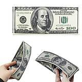 "Бумажник ""100 $"" (CN282), CN282, toys"