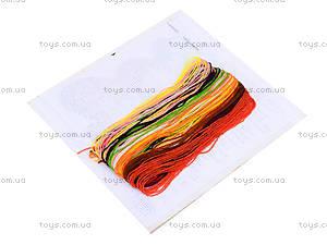 Набор для вышивания «Буренка в веночке», 4817, купить