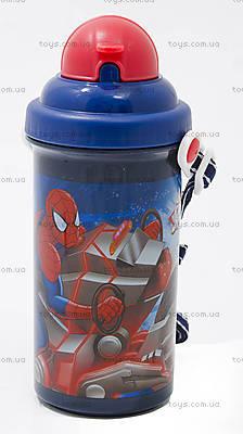 Бутылка для воды «Супергерой», 704156