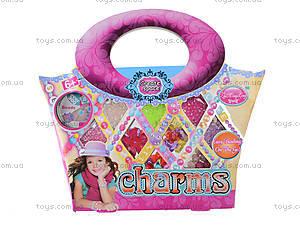 Бижутерия «Жемчуг», в сумке, 11076-1-2-4, магазин игрушек