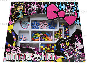 Творческий набор Monster High «Бижутерия из дерева», 13503A, фото