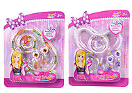 3 вида бижутерии, ZD-700451720222, детские игрушки