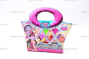 Бижутерия «Жемчуг», в сумке, 11076-1-2-4, игрушка