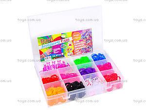 Детский набор для плетения браслетов Loom Bands, 004223, магазин игрушек