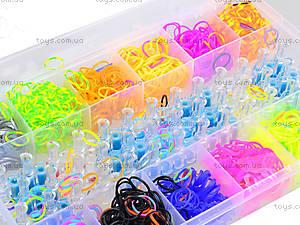 Набор для плетения из резиночек Loom Bands, 21071, купить