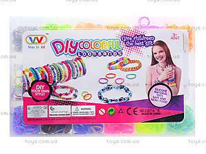 Набор для плетения из резиночек Loom Bands, 21071, игрушки