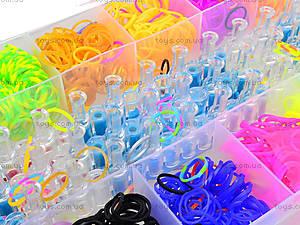 Набор для плетения из резиночек Loom Bands, 21071, детские игрушки