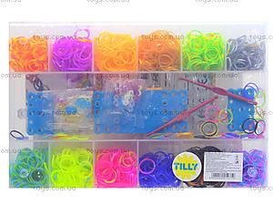 Набор для плетения из резиночек Loom Bands, 21071, магазин игрушек