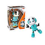 Бирюзовый металлический индуктивный робот , MY66-Q1202, тойс