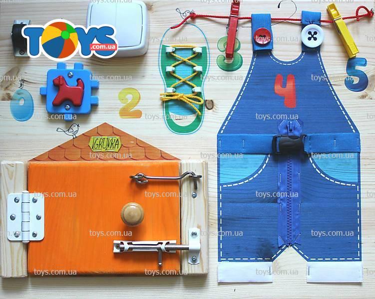 Игрушки для ребенка 3 лет