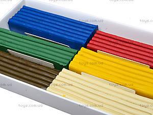 Пластилин «Луч» классика, 6 цветов, Ц259012У, фото