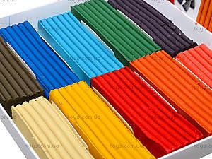 Пластилин для детей «Классика», 10 цветов, Ц259014У, купить