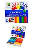 Пластилин для детей «Классика», 10 цветов, Ц259014У, отзывы