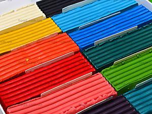 Пластилин для детей «Классика», 14 цветов, Ц259022У, фото