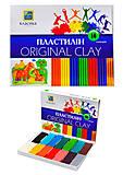 Пластилин для детей «Классика», 14 цветов, Ц259022У, отзывы