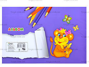 Альбом для рисования «Африка», 12 листов, Ц260029У, купить