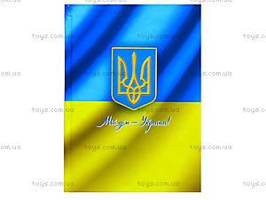 Блокнот твердая обложка «Серия Украина», 160 листов, Ц355014У, купить