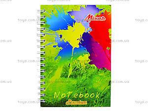 Блокнот А6 «Яркие цвета», 100 листов, Ц355022У, купить